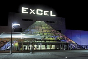 Exhibition Stands for Excel London - 200m2