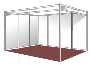Basic-Exhibition-Shell-Scheme-200m2