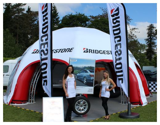 Inflatable Exhibition Stands - 200m2