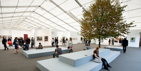 Frieze London Exhibition Stands - 200m2