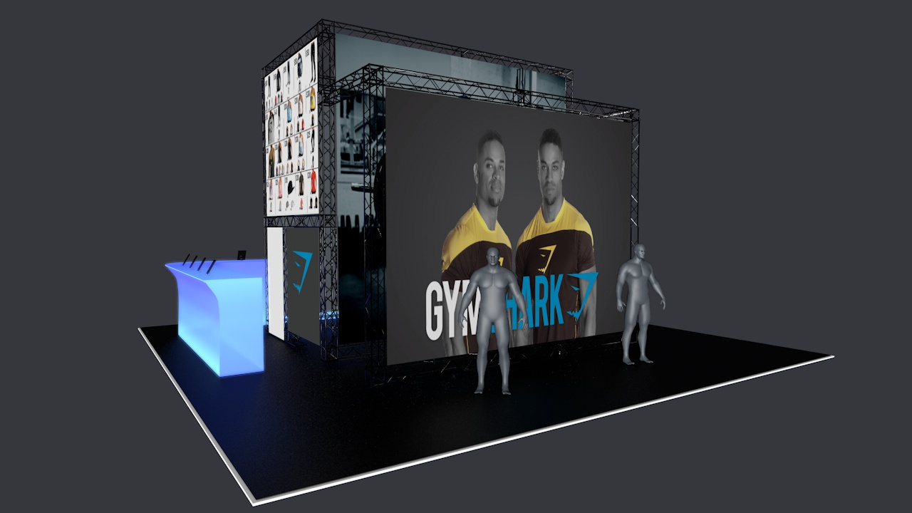 Exhibition Stand Weight : Exhibition stand tender process at fitur m