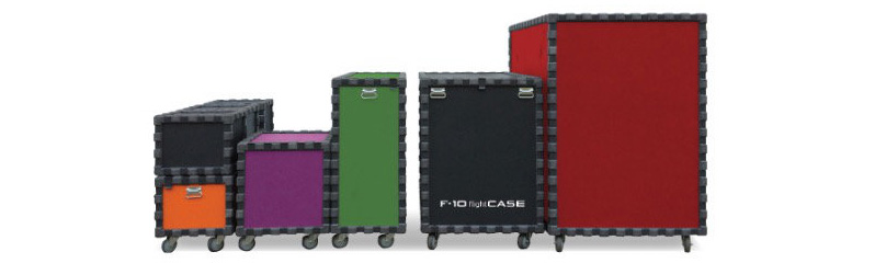 Exhibition Stand flight cases