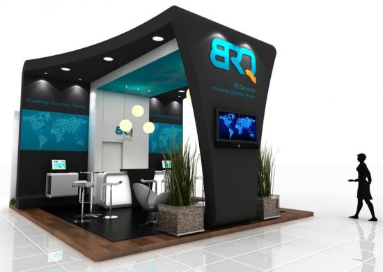 Exhibition Stand Technology!